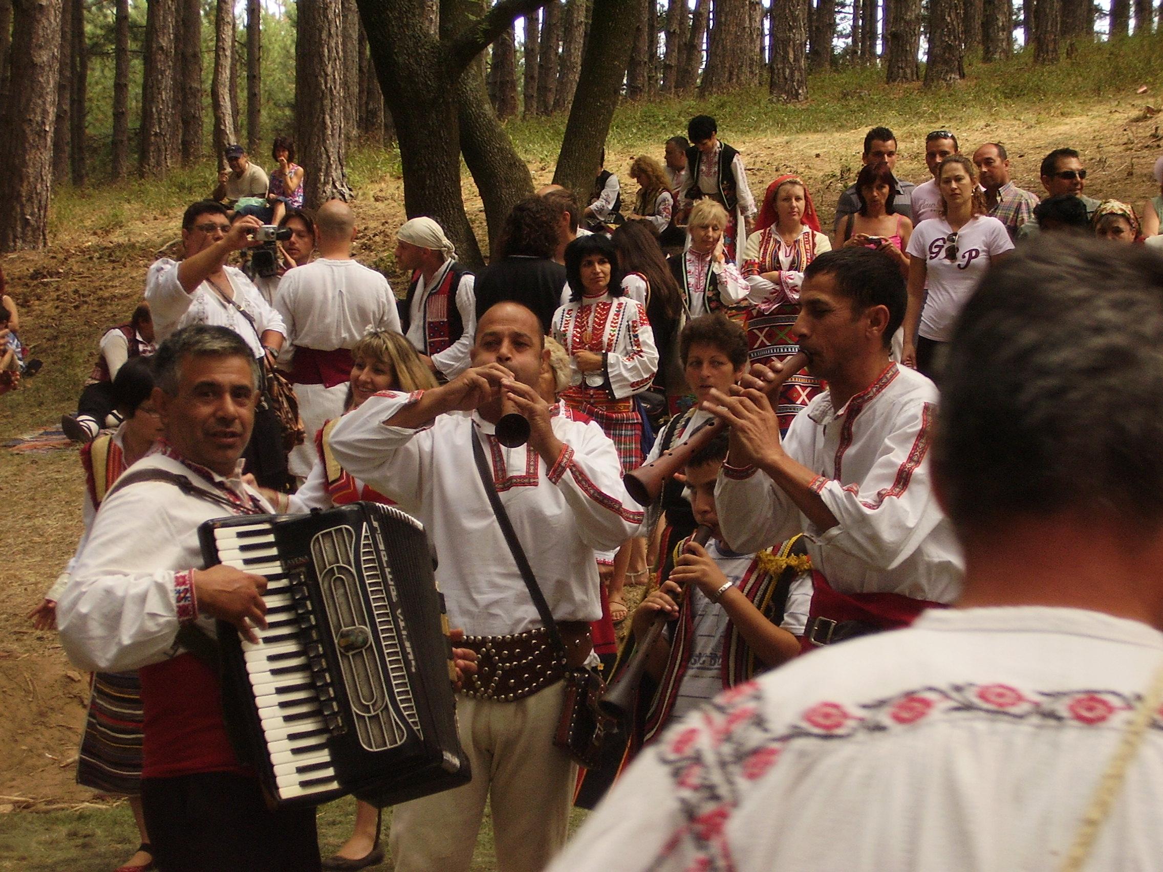 musique bulgare